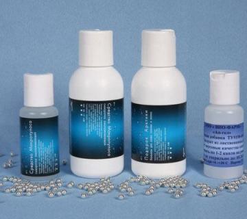 Бальзам «Подарок Арктики» для кожи головы и волос